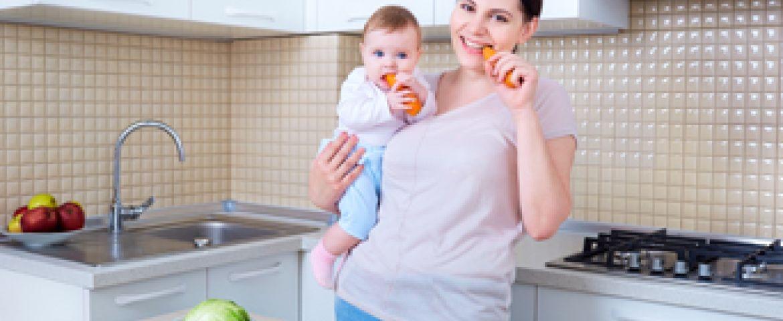 Emzirme Döneminde Anne Nasıl Beslenmeli?