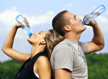 Su İçin Sağlık Kazanın