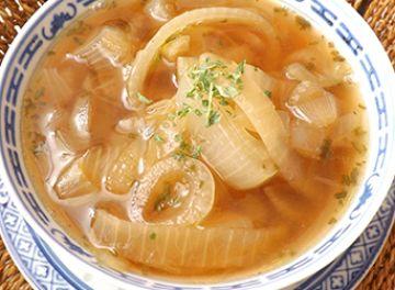 Kremalı Soğan Çorbası