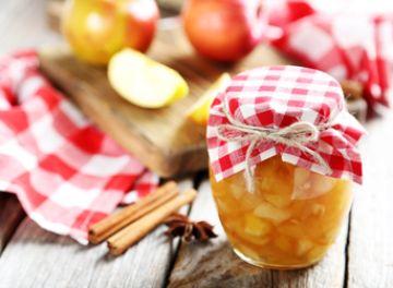 Diyet Elma Marmelatı