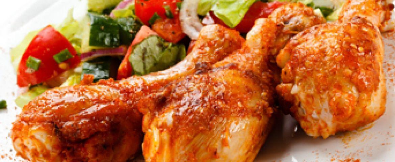 Baharatlı Tavuk