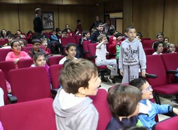 600 Çocuk Zumba Kids ile Eğlenerek Spor Yaptı