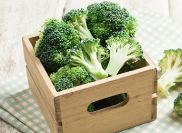 Kemik Erimesi İçin Brokoli