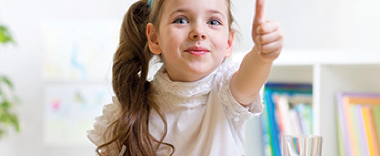 Çocuklar için Sağlıklı Tercihler
